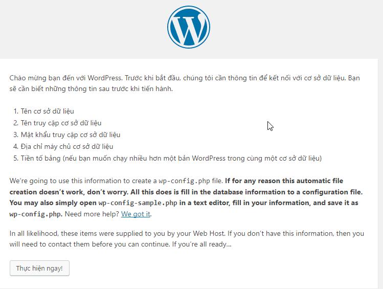 cài đặt WordPress minh họa 17