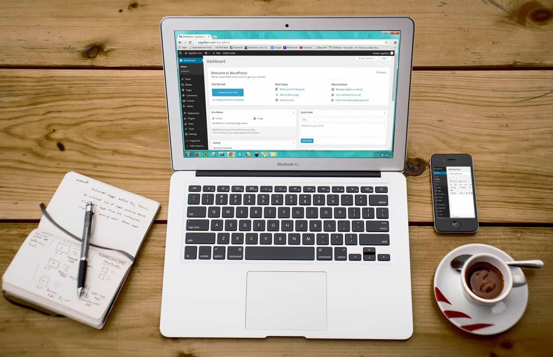 Hướng dẫn cài đặt Website WordPress đầy đủ cho người bắt đầu