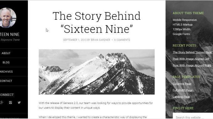 27 Theme WordPress thiết kế đơn giản bạn nên thử dùng