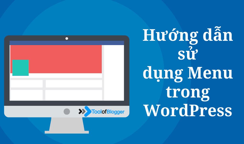 su-dung-menu-trong-wordpress