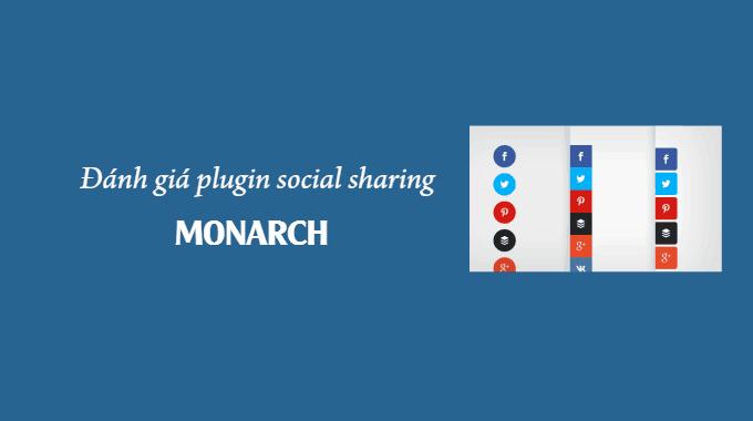Đánh giá plugin social sharing Monarch: Liệu bạn có nên mua hay không?