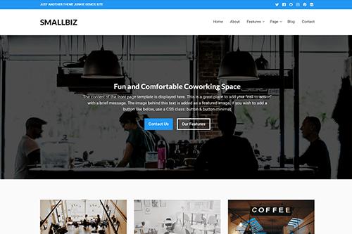 theme wordpress giới thiệu công ty 2