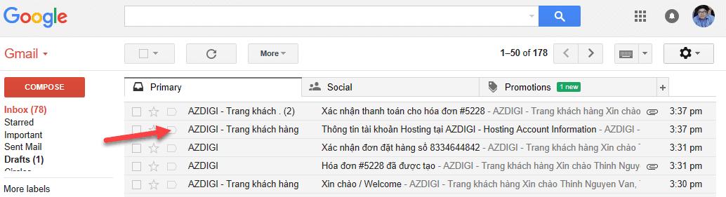 cách đăng ký hosting tại azdigi 6