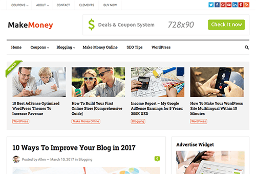 happytheme makemoney