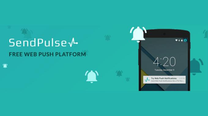 Tạo thông báo đẩy trong website WordPress sử dụng SendPulse