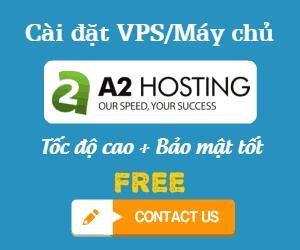 cài đặt VPS miễn phí