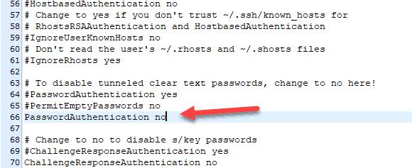 hướng dẫn kết nối ssh dùng ssh key 9
