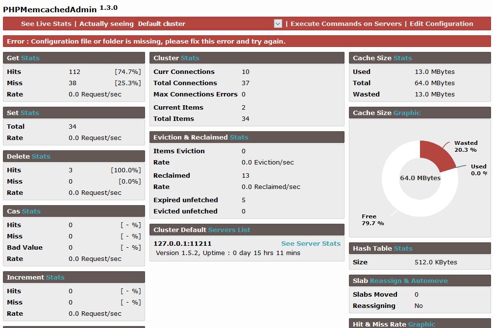 cài đặt memcached trên máy chủ Linux cài HocVPS 1