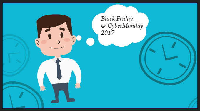 Khuyến mại HOT WordPress Black Friday & Cyber Monday 2017