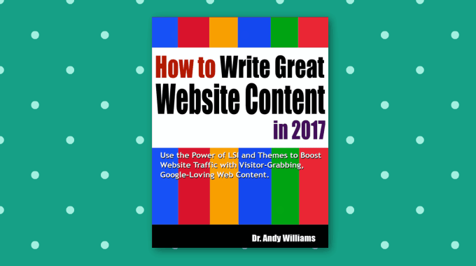 Cách viết nội dung tuyệt vời cho website 2017 – Tải sách hay