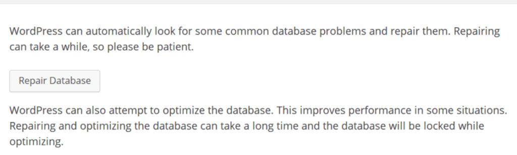 xử lý lỗi WordPress phổ biến 1